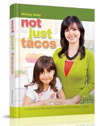shirley-solis-book-not-just-tacos con potencial millonario por Fel;ix A. Montelara