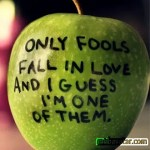 Why do fools fall in love? - Euticus Mola