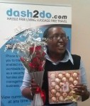 Chocolate and #Dash2Do