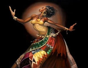 african woman 14