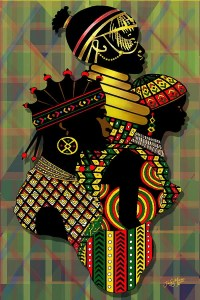 african woman 7