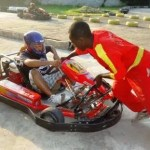 Airtel participates in the Go-Kart Family Fun Day event