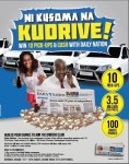 Why you should read and win #NiKusomaNaKudrive