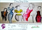 """""""They say/I am"""" A play about women at the Michael Joseph Centre"""