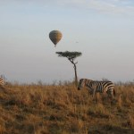 Hot air ballooning in Kenya – an adventure in the sky