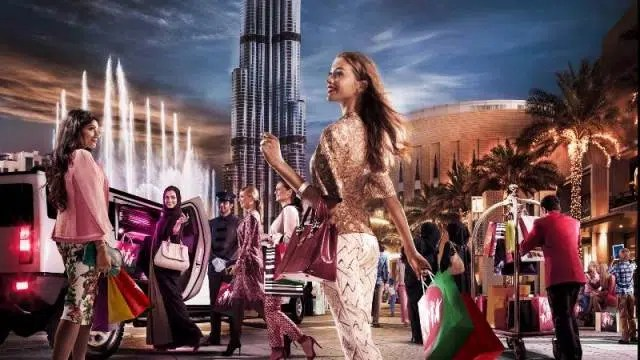 dubai shopping fest