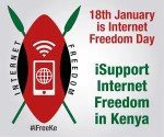 No longer at ease! Why we are now no longer free on the internet #iFreeKe