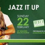 Jazz it up at the Safaricom International Jazz Festival with Jonathan Butler