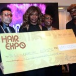 Elizabeth Ngote is the winner of the Season 2 Hair Expo