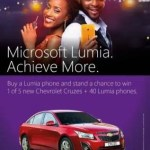 Microsoft launches 3 new devices and the Lumia #AchieveMore promotion