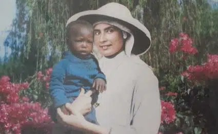Sister Irene Stefani. Picture from the Nation .http://mobile.nation.co.ke/counties/NYERI-Thousands-to-attend-nun-s-beatification/-/1950480/2582820/-/format/xhtml/-/hy34snz/-/index.html