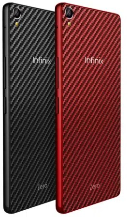 Infinix X509 Kevlar_Back. Photo credit - Infinix