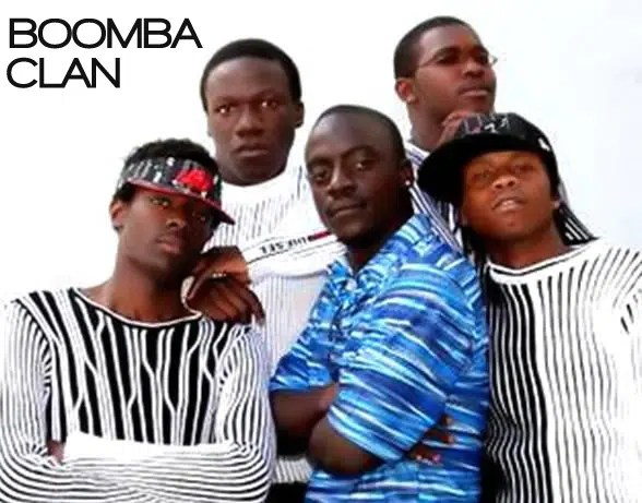 Boomba Clan - Image from http://www.sde.co.ke/article/2000113744/boomba-days