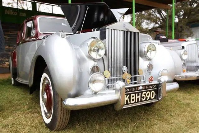 When cars were cars, and Rolls Royce was the King of them all. Image credit - CBA Concours https://www.facebook.com/timeformore/photos/pcb.926835684038314/926835340705015/?type=3&theater