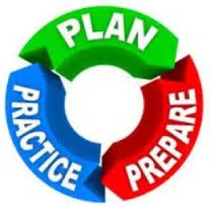 It is important to plan, prepare and practice for a natural disaster. Image from http://disasterpreparednessmadesimple.com/disaster-preparedness-made-simple