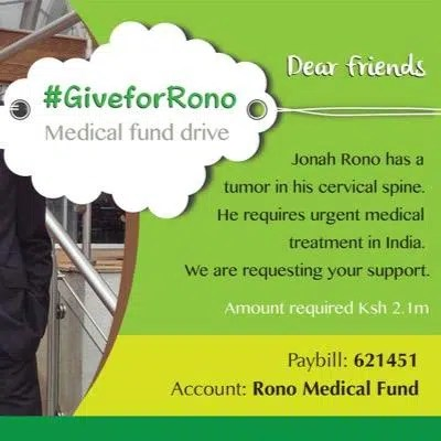 give for rono