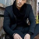 Men: How to look stylish in a scarf