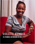 Pearls And Heels: Violette Wambua