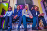 Mics And Beats: Edward Parseen & the Different Faces Band