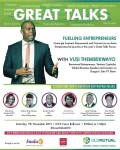 7 reasons why you should attend the #GreatTalks2015