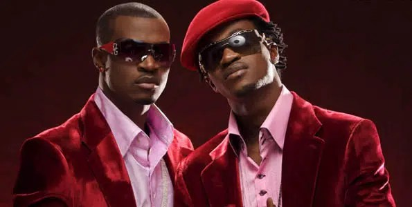 P Square - the twins who are famous Nigerian Musicians. Image from http://www.nairaland.com/2386890/ten-most-influential-singers-nigeria
