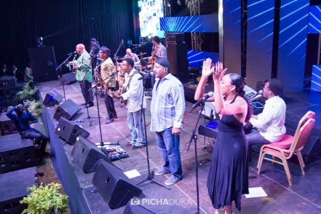 Safaricom's A Gospel According To Jazz. Image from http://mwarv.click.co.ke/2015/12/04/a-gospel-according-to-jazz/