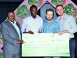 Lynk wins Safaricom Appwiz Award and 1.5 million shillings