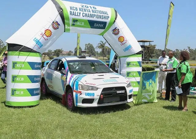 KCB Rally2016. Photo Courtesy of KCB Group.