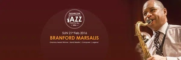 safaricom Jazz feb