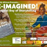 Storytelling Festival by Kwani? – Keeping the culture of storytelling alive
