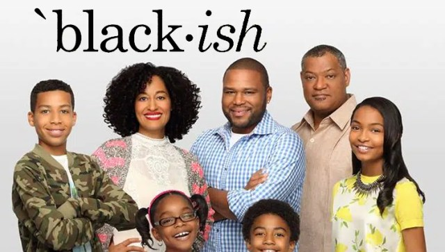 The series Blackish. Image from http://telemazing.com/tag/blackish/