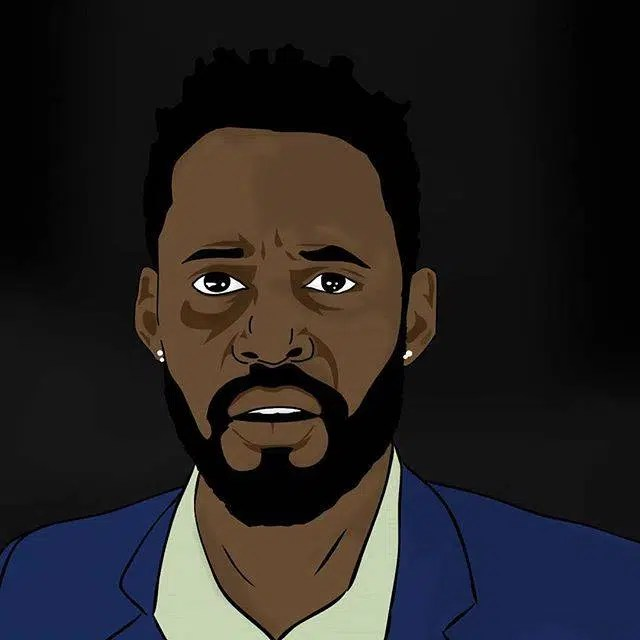 Maurice Kirya's animation http://chimpreports.com/entertainment/video-maurice-kirya-releases-new-animation-video-ghost/