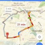 Beating the jam: Google Maps traffic alerts will help you get to your destination faster