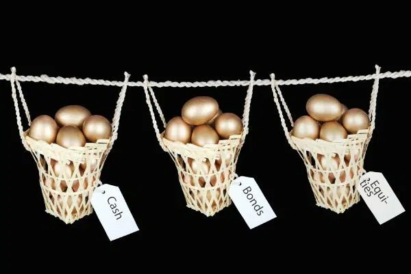 put your eggs in one basket