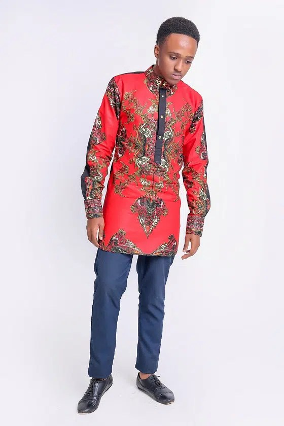 kaftan Shiyenze Fashion