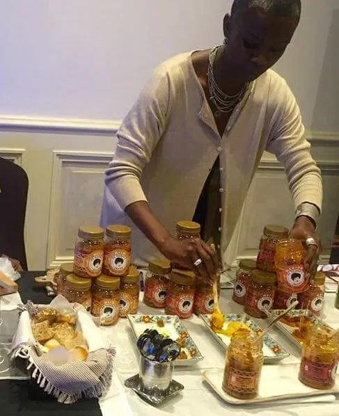 Gillianne Obaso of Ma Phoebe's Sauces -