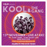 Blankets And Wine: Celebrate the Good Times with Kool and the Gang in Nairobi this November