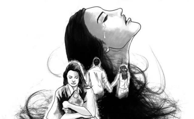 Woman crying. Image from http://ow.ly/6TYU3068XOU