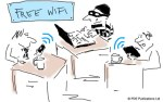 8 ways of keeping safe while using public Wi-Fi hotspots