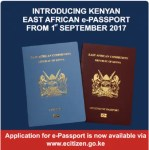 Travel: Kenya's New ePassport – Here Is What You Should Know