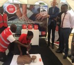 Back To Rhythm Heart Campaign: A Collaboration Between Philips E.A & The Kenya Red Cross