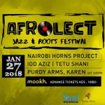 Jazz It Up This Saturday With the AFROLECT Jazz & Roots Festival