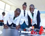 The Airbus Foundation And M-PESA Foundation Launch 'The Little Engineer' Program In Partnership With The Travelling Telescope