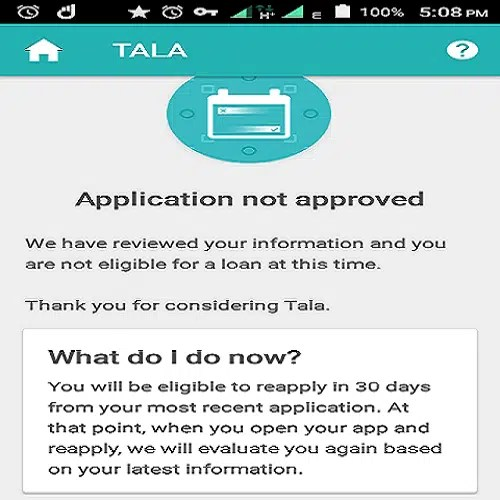 Technology: A Review Of The Tala Loan App - Potentash