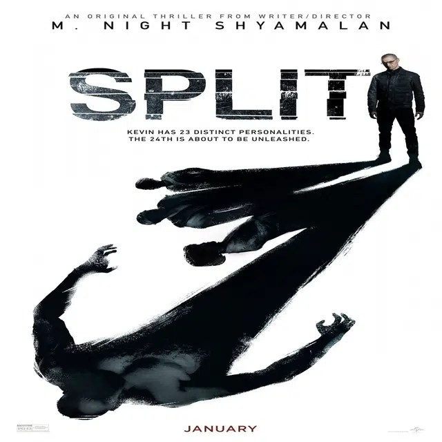Split- 2017 Movie Poster