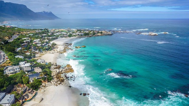 Clifton Beach Cape Town - Outdoors