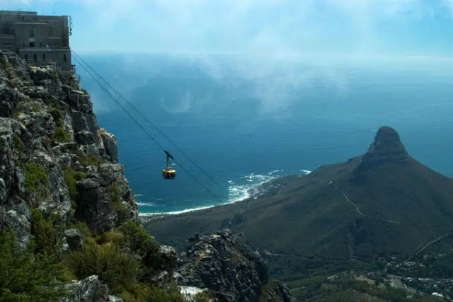 Table Mountain - Cable Car - Cape Town - Outdoors