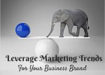 Business: How to Leverage Trends to Boost Your Marketing Efforts