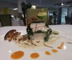 Steamed Fillet Of Nile Perch With Green Jacket - Recipe From Executive Chef Mekonnen Kebede, Jupiter International Hotel