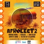 Get Ready For The Awesome Afrolect 2 Festival Featuring Nairobi Horns, Dan Aceda, Gravitti & Bensoul